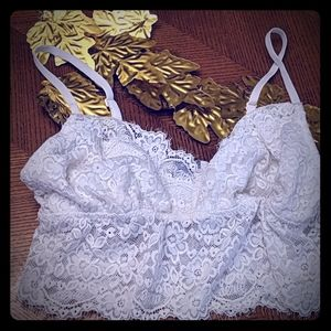 Aerie cropped camisole